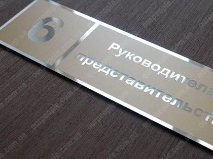 Таблички Киев