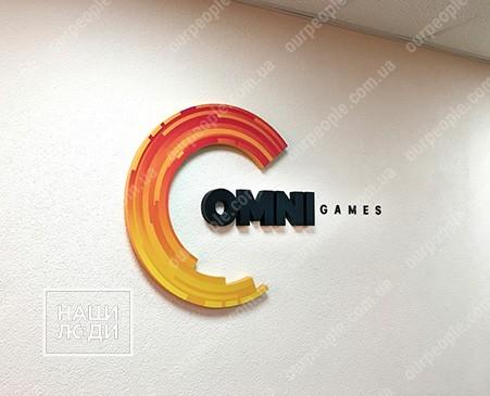 Изготовление объемного логотипа с градиентом