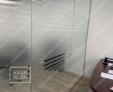 Тонировка стекол полосками