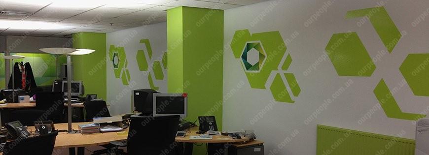Оформление офисов и магазинов в Киеве