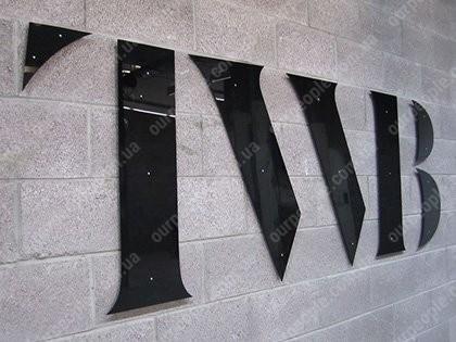 Несветовые логотипы и буквы
