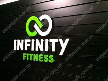 Изготовление логотипа на стену
