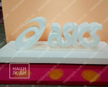 Буквы из пенопласта на подставке